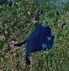 Lake simcoe depth chart pdf