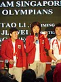 SingaporeWomensTableTennisTeam-2008SummerOlympics-20080825-03.jpg