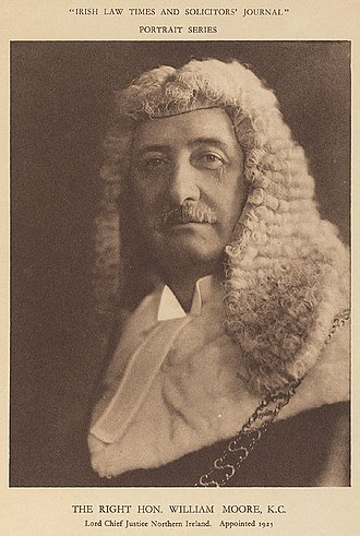 Sir William Moore, 1st Baronet - Image: Sir William Moore Bt