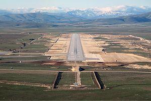Sivas Airport - Runway