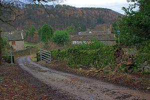 Skelton, North Yorkshire - Approaching Skelton