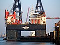Sleipnir (ship, 2019) IMO 9781425 Calandkanaal pic2.JPG