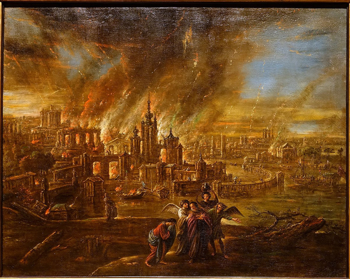 Sodom And Gomorrah Wikipedia