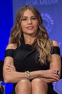 Sofía Vergara at 2015 PaleyFest.jpg