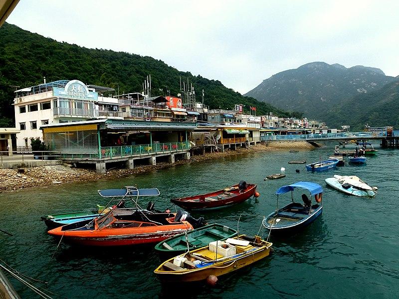 File:Sok Kwu Wan Lamma Island Hong Kong - panoramio.jpg