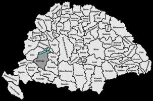 Somogy County (former)
