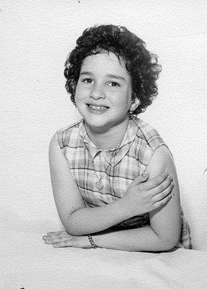 Sonia Sotomayor - Sotomayor as a young girl