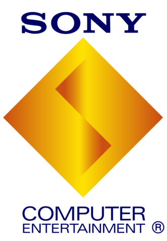 Sony Interactive Entertainment - The corporate logo as Sony Computer Entertainment, used from 1993 to 2016