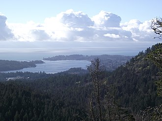 Sooke - Image: Sooke Basin View panoramio