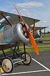 Sopwith Dove & Pup. Old Warden July 2015 (20716332946).jpg
