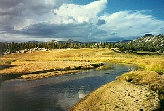 South Fork Kern River river in the United States of America