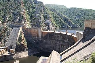 Kouga Dam - Kouga Dam
