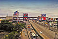 South Super Hi-way and EDSA - Magallanes Interchange. - panoramio.jpg