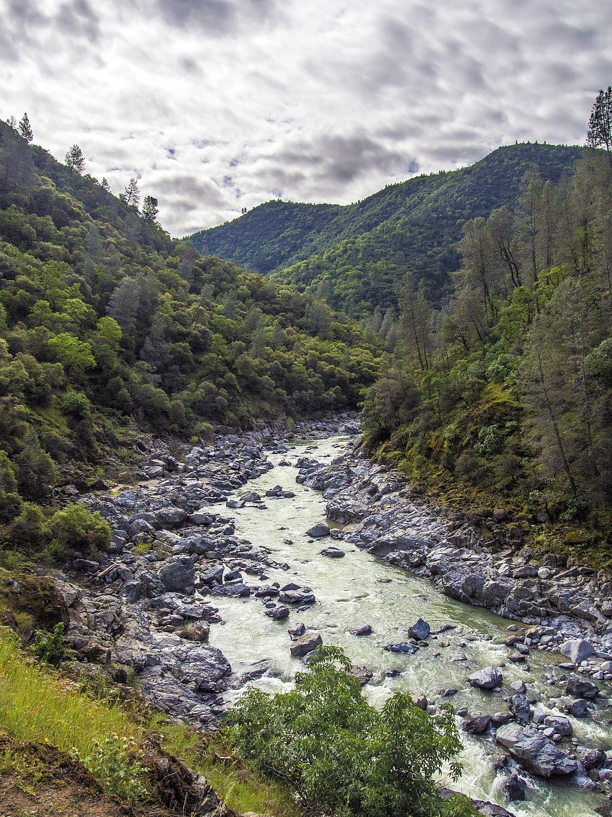 Yuba River - Wikipedia