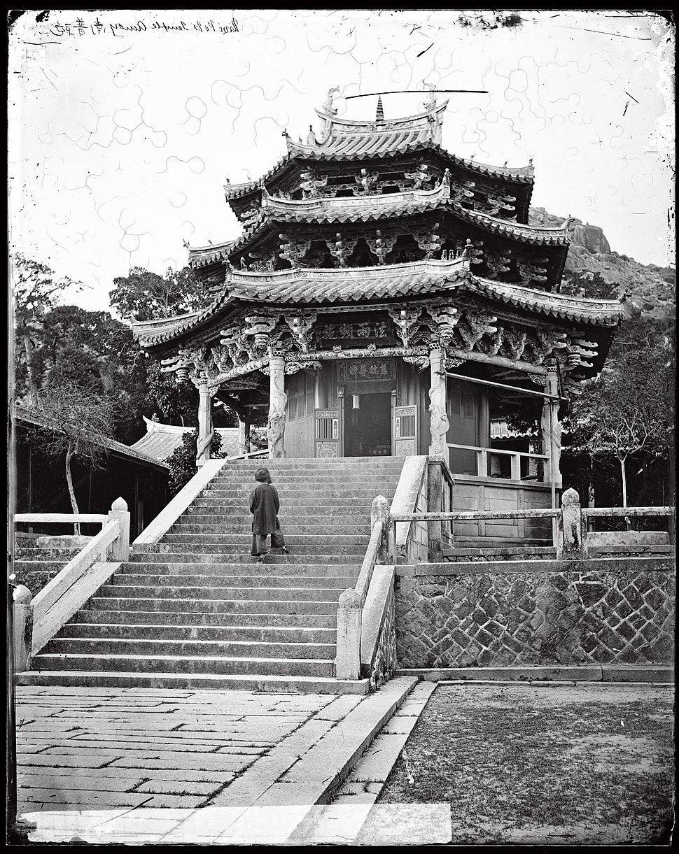 Southern Putuo Monastery, Xiamen (Amoy), Fukien province Wellcome L0055717