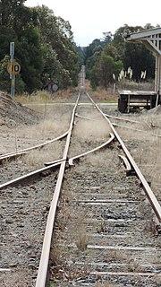 Southern railway line