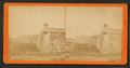 Southwest view. Fort San Marco, Fla, from Robert N. Dennis collection of stereoscopic views.png