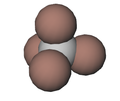 Space-filling model of tetraastatomethane.png