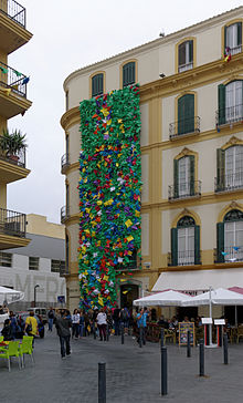 geboortshuus vun picasso in mlaga plaza de la merced 36 ganz links hd nr 15 - Pablo Picasso Lebenslauf