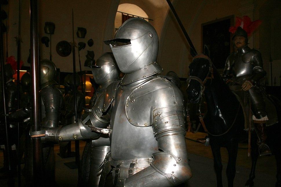 Spanish conquistador style armour 05