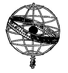 749a78d1213 Illustration pour La sphère de Sacrobosco (v. 1250).