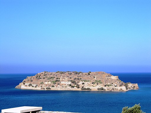 Spinalonga - Crete