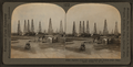 Spindle Top, an important oil region near Beaumont, Texas, U.S.A, by Keystone View Company.png
