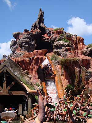 Western River Expedition - Splash Mountain