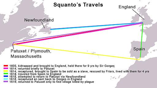 SquantoTravels