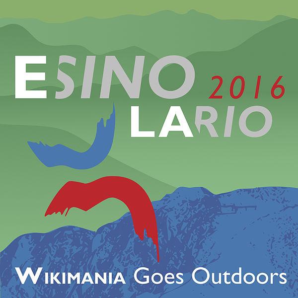 File:Squared logo of Wikimania Esino Lario.jpg