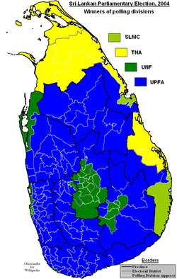 Sri Lankan Parliamentary Election 2004.png