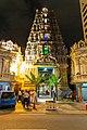 Sri Mahamariamman Temple, Kuala Lumpur. Gopuram. 2019-12-10 22-03-54.jpg