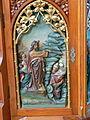 St.Peter am Wimberg Kirche - Taufbecken 1 Moses.jpg