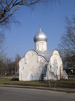 St. Blasius church, Novgorod