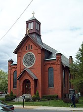 St. John the Baptist Roman Catholic Church Newark DE Apr 10.JPG