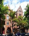 St. Marien-Kirche (Berlin-Reinickendorf) Pfarrhaus.jpg