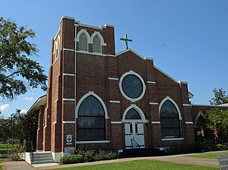 Elberta, Alabama - St. Mark's Lutheran Church (Elberta, Alabama)
