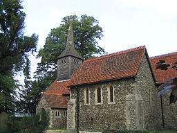 St. Mary's Church, Stapleford Tawney, Essex - geograph.org.uk - 32589.jpg