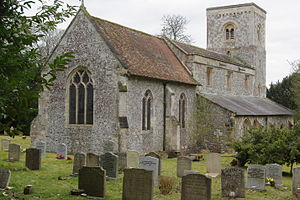Figheldean - Church of St Michael and All Angels