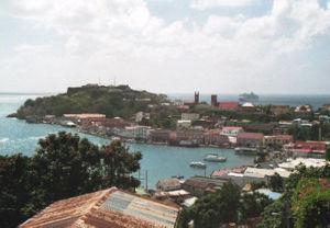 Grenada - St. George's, Grenada's capital