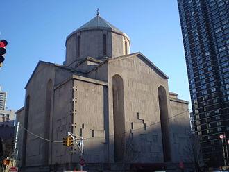 Rafael Israelyan - St. Vartan Cathedral, New York City