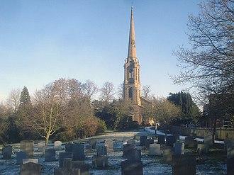 Tardebigge - Image: St Bartholomew's Church 2 geograph.org.uk 1353475