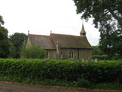 St Luke's Church, Woodmansgreen, Linch (Geograph Image 2450113 16284f22).jpg