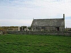 St Mary's Church, Llanfair-yn-Neubwll geograph.org.uk 157738.jpg