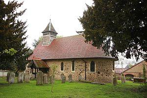 Little Braxted - St Nicholas church, Little Braxted