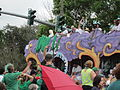 St Pats Parade Day Metairie 2012 Parade G4.JPG