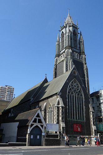 Henry Michell Wagner - Wagner built St Paul's Church in central Brighton for his son Arthur.