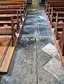 St Peter, Bucknell, Oxon - Ledger slabs - geograph.org.uk - 1634608.jpg