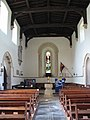 St Peter, Bucknell, Oxon - West end - geograph.org.uk - 1634604.jpg