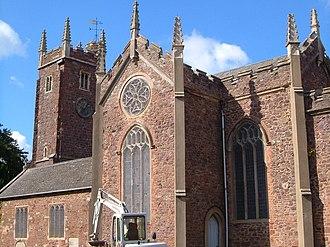 St Thomas, Exeter - St Thomas's Church in 2006